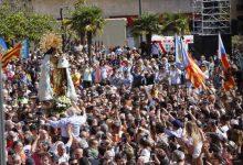 La 'Geperudeta' celebra el seu gran dia envoltada de milers de valencians