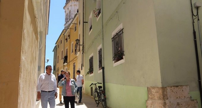 Ontinyent finalitza la III fase de la reurbanització integral del barri de La Vila