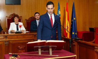"""Bielsa obri un nou mandat a Mislata disposat a continuar avançant """"per a estar més orgullosos d'aquesta ciutat"""""""
