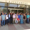 """Luisa Salvador: """"El meu equip vol treballar pel poble i continuar amb la política d'ajudes"""""""