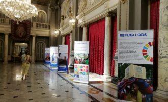 Cooperació col·labora amb ACNUR en projectes que atenen a les persones refugiades durant la COVID-19