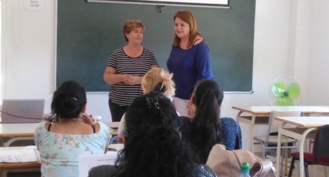 """Alfafar inicia el projecte """"Campus Violeta"""""""