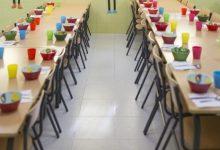 El curs escolar arranca amb 72,7 milions d'euros destinats a les beques menjador
