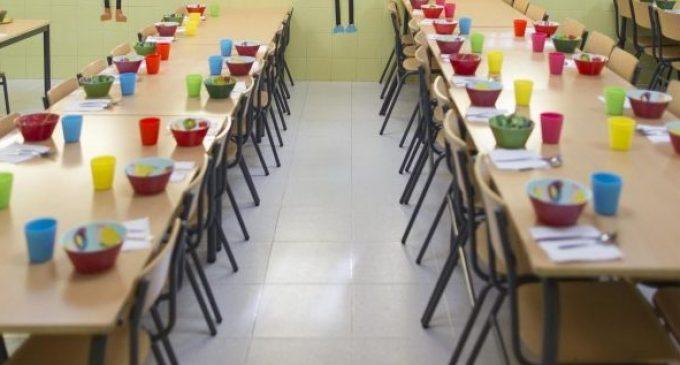Los comedores escolares, futuros espacios sostenibles