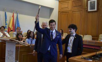 Rafa García elegit Alcalde de Burjassot per majoria absoluta