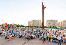 Mislata reuneix 3.000 persones en la celebració del Dia del Major