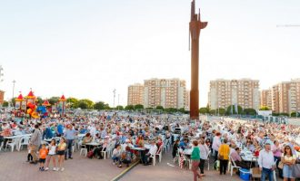 Mislata reúne a 3.000 personas en la celebración del Día del Mayor