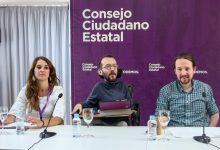 Echenique reitera que el Pacte del Botànic és el model perquè Podem estiga en el Govern de Sánchez