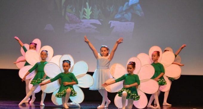 El Cercle d'Arts d'Almussafes consolida la seua Escola de Ballet i Dansa