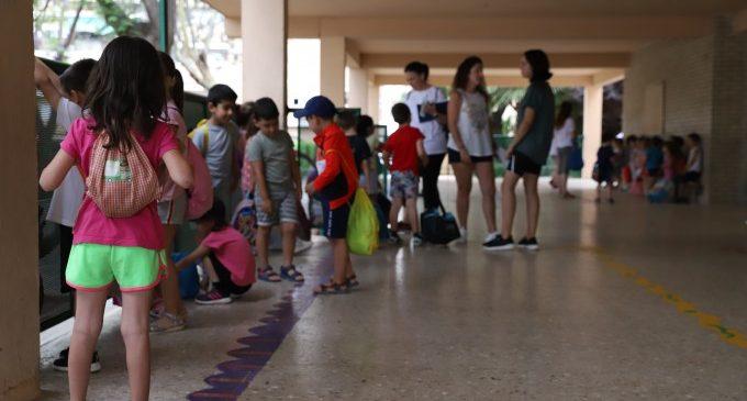 Més de 800 xiquets i xiquetes comencen hui l'Escola d'Estiu de Paterna
