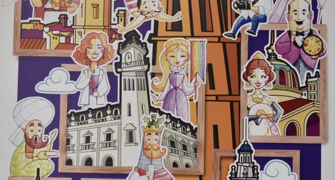 La Falla Municipal Infantil 2020 recupera la història de València