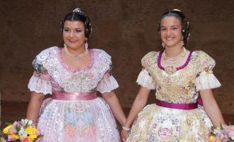 Sara Morcillo i Judith Díaz, Falleres Majors d'Alaquàs 2020