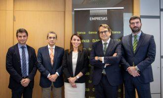 Bankia y el Ivie renuevan el acuerdo para analizar la competitividad  de las empresas a través del Observatorio GECE