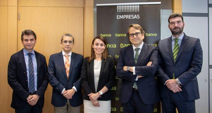 Bankia i l'Ivie renoven l'acord per a analitzar la competitivitat de les empreses a través de l'Observatori GECE