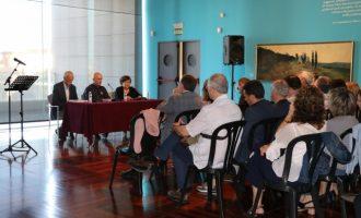 Torrent presenta la biografia de Genaro Palau