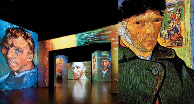 València se sumergirá en la obra de Van Gogh con los cinco sentidos