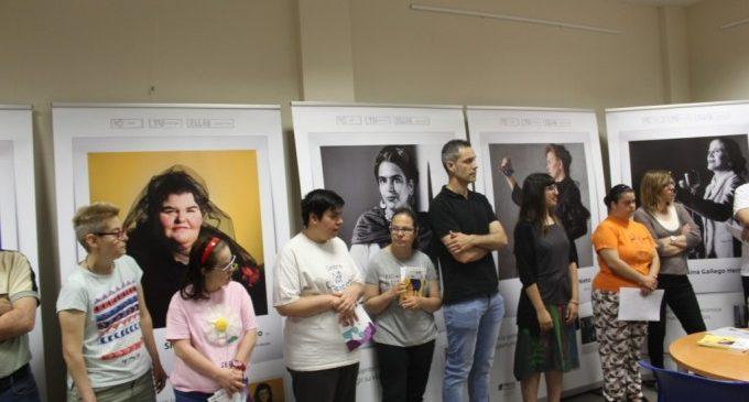 Quart de Poblet acoge la exposición 'Yo, mujer. Tú, cómplice. Ellas, luchadoras'