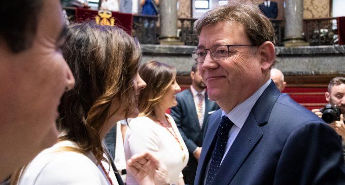 El PSPV lidera 223 ayuntamientos en la Comunitat Valenciana y se alza como el partido con más mayorías absolutas