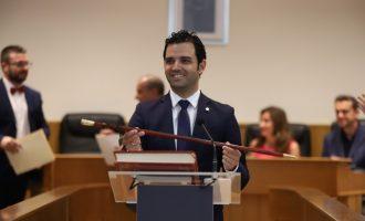 """Sagredo demana """"respecte"""" a Dalmau sobre el projecte del macrocentre comercial Intu Mediterrani"""