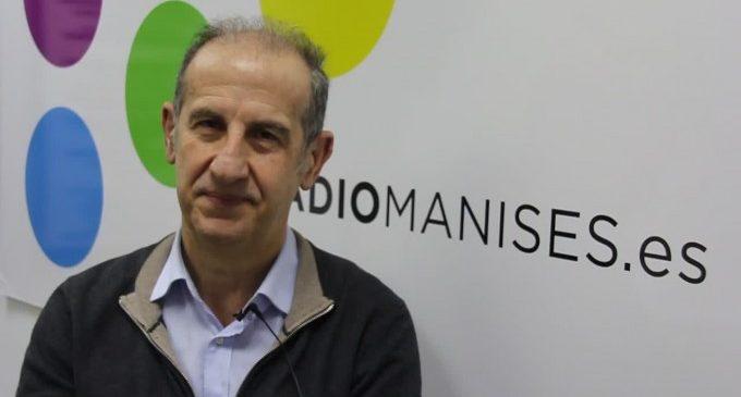"""Jesús Borràs s'acosta a la investidura amb """"voluntat de mantenir el govern progressista"""" a Manises"""