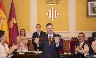 Jordi Mayor, reelegido alcalde de Cullera