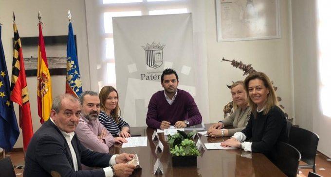 Paterna licita la redacció del projecte i direcció d'obres del 2n túnel del polígon industrial Font del Jarro
