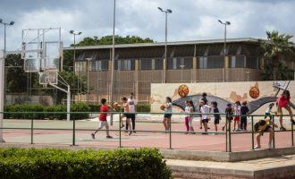 El Deporte, protagonista en la recta final del curso con el alumnado en el Polideportivo Municipal de Picassent