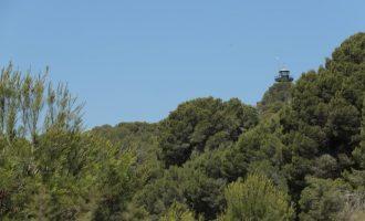 Paterna reforça l'operatiu de vigilància forestal en La Vallesa davant l'arribada de la calor