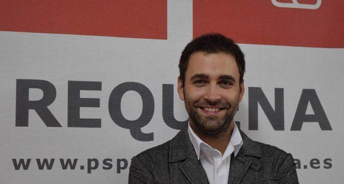 Mario Sánchez (PSOE) reelegit com a alcalde a Requena amb majoria absoluta