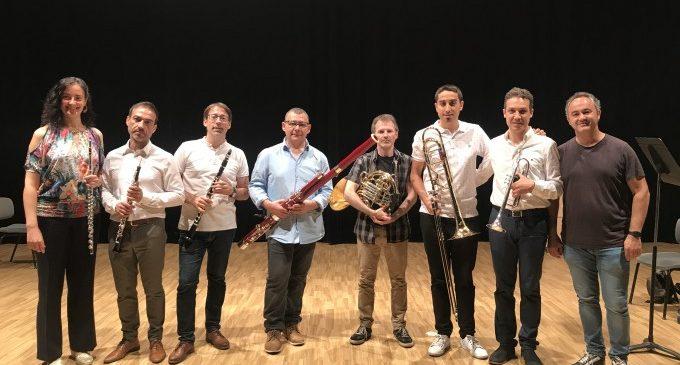La Orquesta de Valencia interpretará el concierto para viento y percusión de Frank Martín