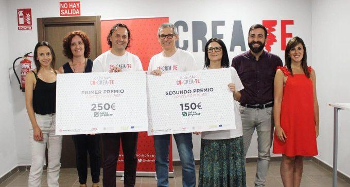 Co-Crea-Te, la incubadora d'empreses de València Activa i UPV, celebra la seua primera jornada de portes obertes
