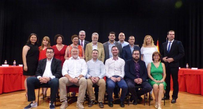 Ramón Mari, alcalde d'Albal després de la Constitució de l'Ajuntament