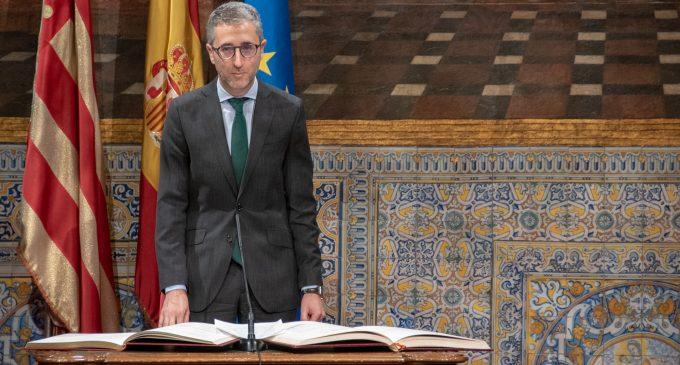Arcadi España recapta a Brussel·les el suport per a l'Agenda Urbana Valenciana