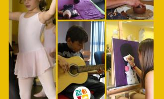 Els tallers de l'Institut Municipal de Cultura i Joventut de Burjassot obrin les seues portes