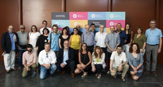 El Magnànim anuncia los ganadores y ganadoras de los Premios València y València Nova 2019