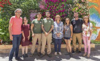Concluye el taller T'Avalem Petjades Verdes de Picassent