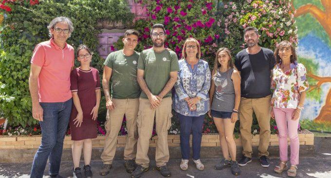 Conclou el taller T'Avalem Petjades Verdes de Picassent