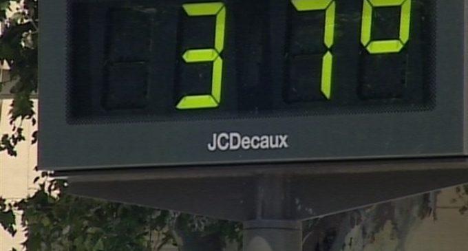 Sanitat activa l'alerta en deu comarques de la Comunitat Valenciana per les altes temperatures