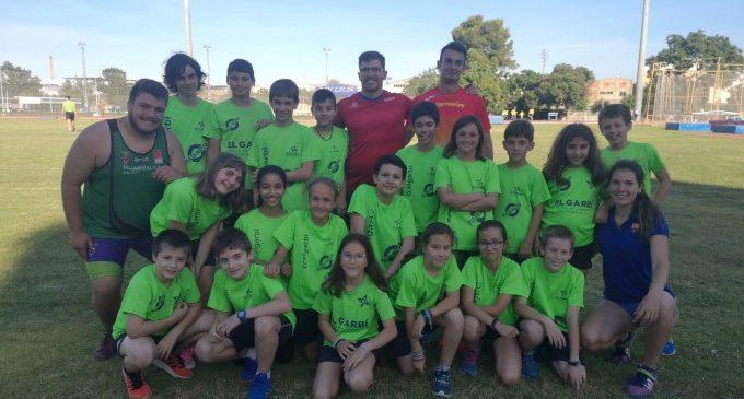 El C.C. El Garbí finalitza l'escola d'atletisme am unes xarrades i una festa de fi de curs