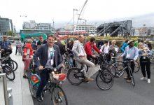 València exhibeix el seu model ciclista a Dublín