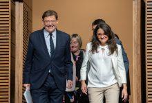 Oltra y Puig se reunirán la próxima semana en un encuentro bilateral