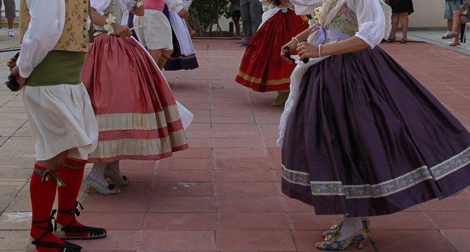 Ròtova introdueix els balls tradicionals del Corpus