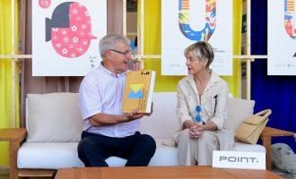 Ribó destaca el impulso internacional a la candidatura de València a la capitalidad mundial del diseño