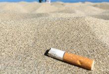 Les burilles, un residu devastador per a les nostres platges