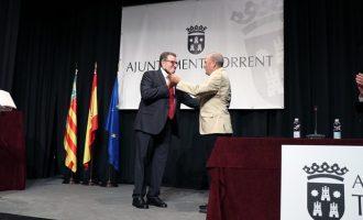 Jesús Ros, reelegit alcalde de Torrent