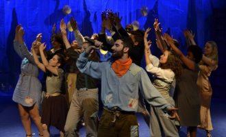 """Ontinyent acoge por quinto año consecutivo un espectáculo del proyecto teatral europeo """"Escena Erasmus"""""""