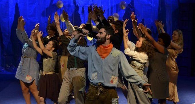 """Ontinyent acull per cinqué any consecutiu un espectacle del projecte teatral europeu """"Escena Erasmus"""""""