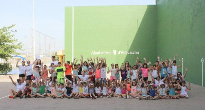 L'Escola d'Estiu d'Almussafes obri les seues portes