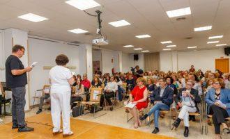 L'Escola de Persones Adultes de Mislata celebra els seus vint anys