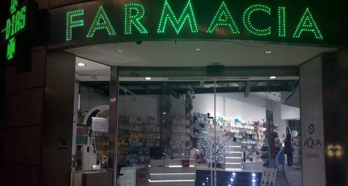 Las farmacias, espacios seguros de violencia de género con la 'Mascarilla-19'